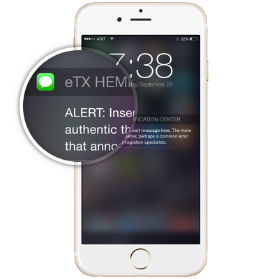 Advanced HL7 Message Notifications